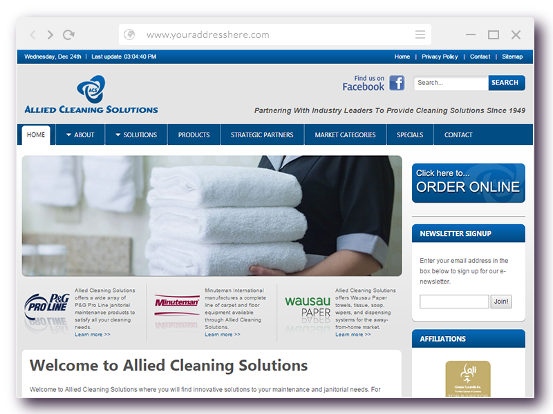 Allied Cleaning Solutions
